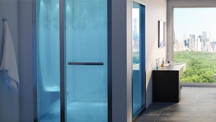 Puerta para cuarto de vapor ideal para uso comercial | Amerec México